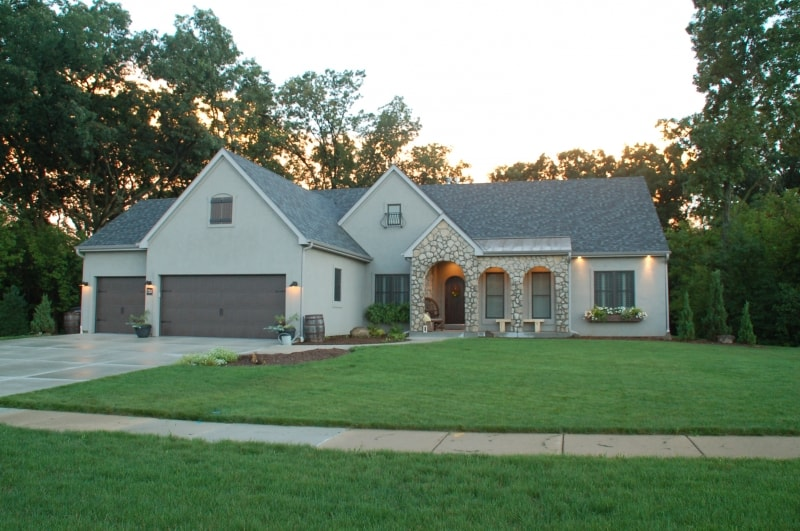 Mediterranean  Milwaukee Wisconsin's Award Winning Home Builder