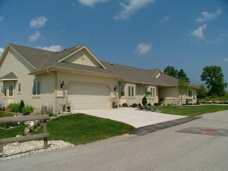 New Condominiums Jackson Wisconsin  Milwaukee Wisconsin's Award Winning Home Builder