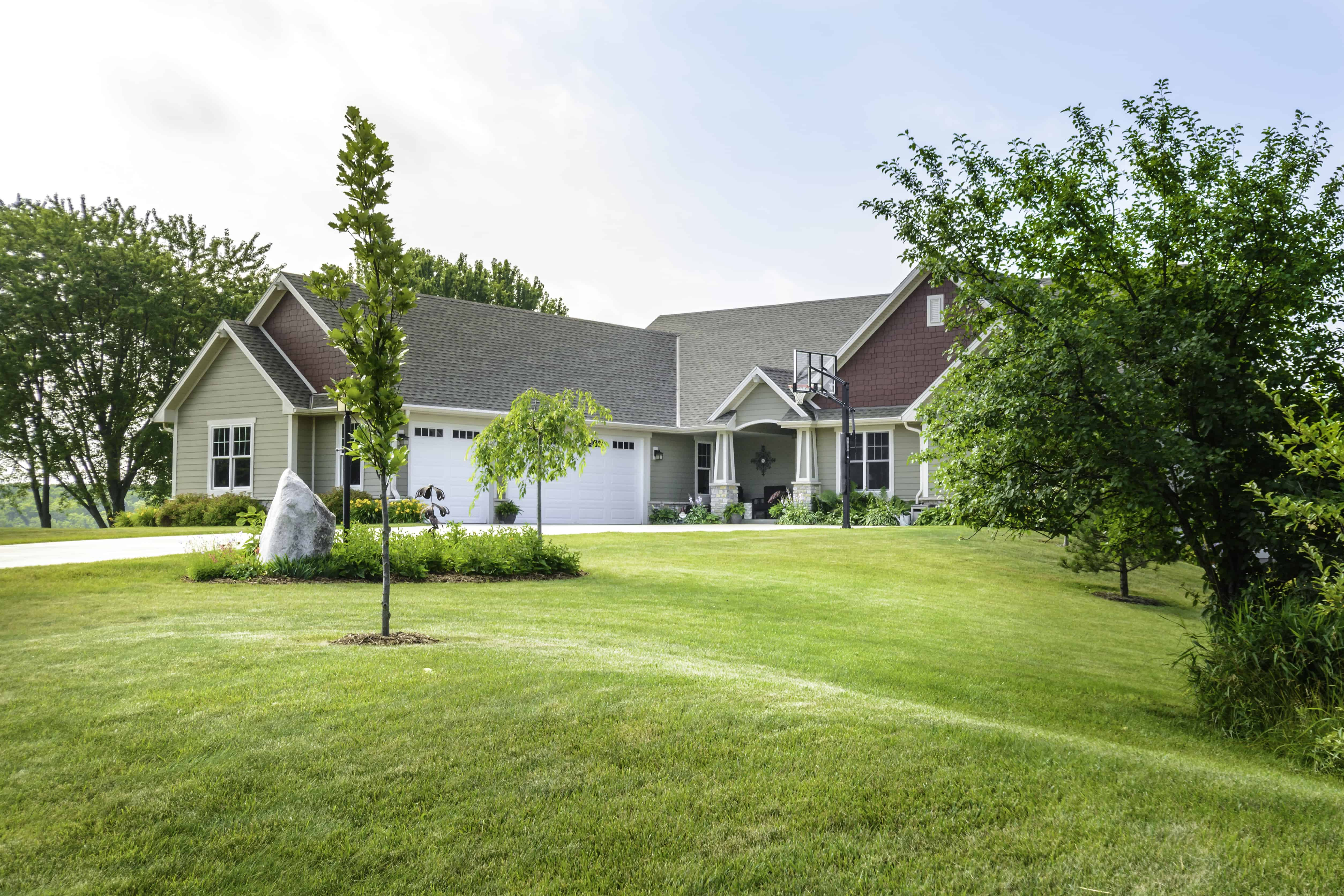 The Countryside Ranch By Award Winning Wisconsin Home Builder