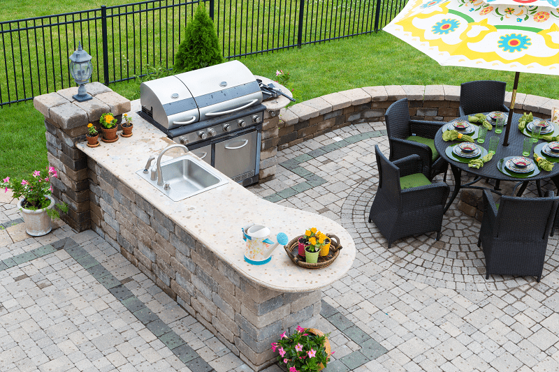 Outdoor Patio: Expand Your Living Space with an Outdoor Patio or Deck  Milwaukee Wisconsin's Award Winning Home Builder