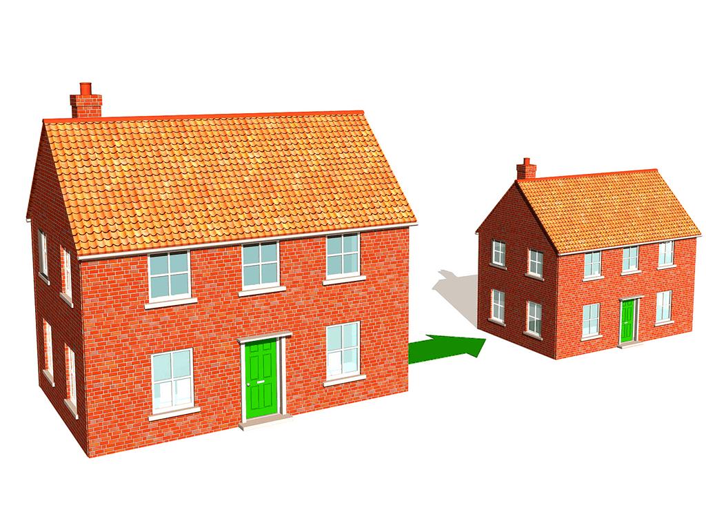 4 BIG Reasons to DOWNSIZE!  Milwaukee Wisconsin's Award Winning Home Builder
