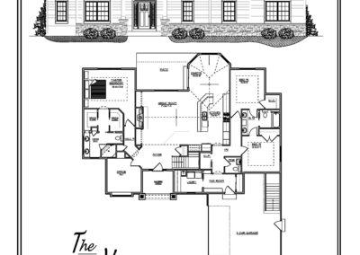 Victor I Hip Roof 2,296 sq ft design